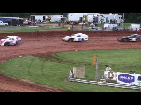5 26 17 Modified Heat #2 Bloomington Speedway