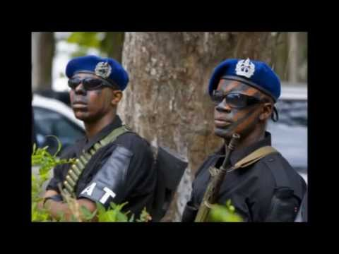 Surinam Armed Forces / Nationaal leger Suriname