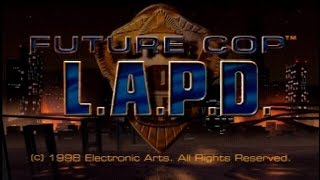 PSX Longplay [079] Future Cop: L.A.P.D.