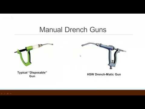 Revolution Drench Gun Webinar - Tuesday 19th July