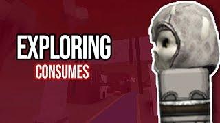 Exploring C0nsumes | ROBLOX Myth Hunting