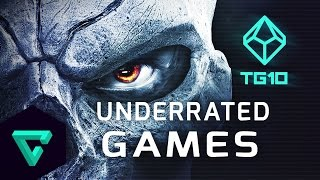TG10 : Top 10 Underrated Games