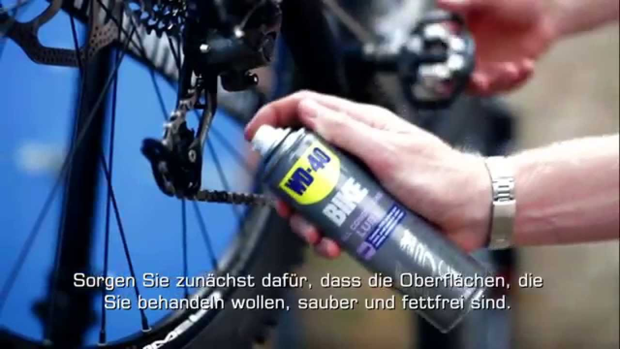wd 40 bike kettenspray allwetter ab 6 40. Black Bedroom Furniture Sets. Home Design Ideas