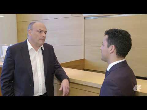 Hapag-Lloyd CEO Rolf Habben Jansen comments on H1 results 2017 | Hapag-Lloyd