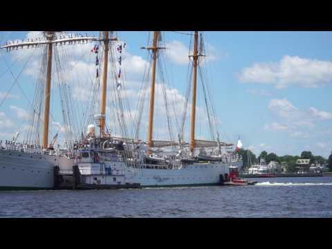 Chilean Navy Ship Esmeralda