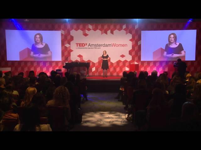 Janneke Niessen at TEDxAmsterdamWomen 2013