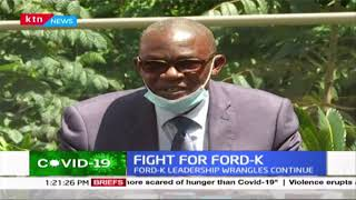 Fight for FORD-K party leader spot continues