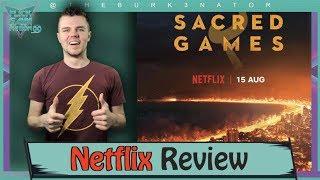 Sacred Games Season 2 Netflix Review