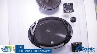 Video JBL Club Series Car Speakers   CES 2016 download MP3, 3GP, MP4, WEBM, AVI, FLV Desember 2017