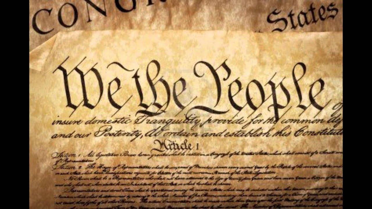Resultado de imagen para fotos de la constitucion americana