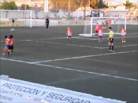 Mallorca 3 - 1 Manacor Aleví Preferent 2015