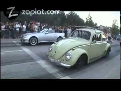 Car racing in Sweden
