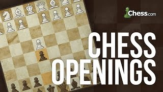 Learn to Play Chess: The Four-Move Checkmate