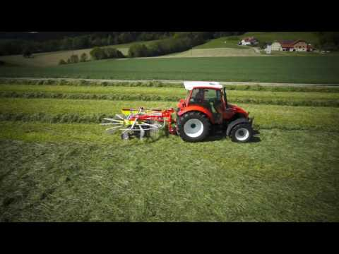 TOP with a single rotor - Rakes - Grassland - Products