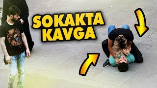 WE HAD A FIGHT ON THE STREET IN BAĞCILAR !!! ( SOCIAL EXPERIMENT )
