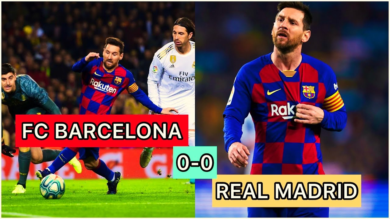 El Clasico: Real Madrid edge Barcelona to spoil what could be ...