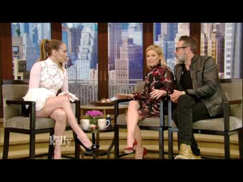 Jennifer Lopez on Her Relationship With Marc Anthony