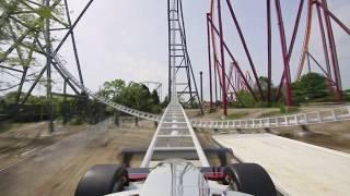 Maxx Force - Six Flags Great America POV