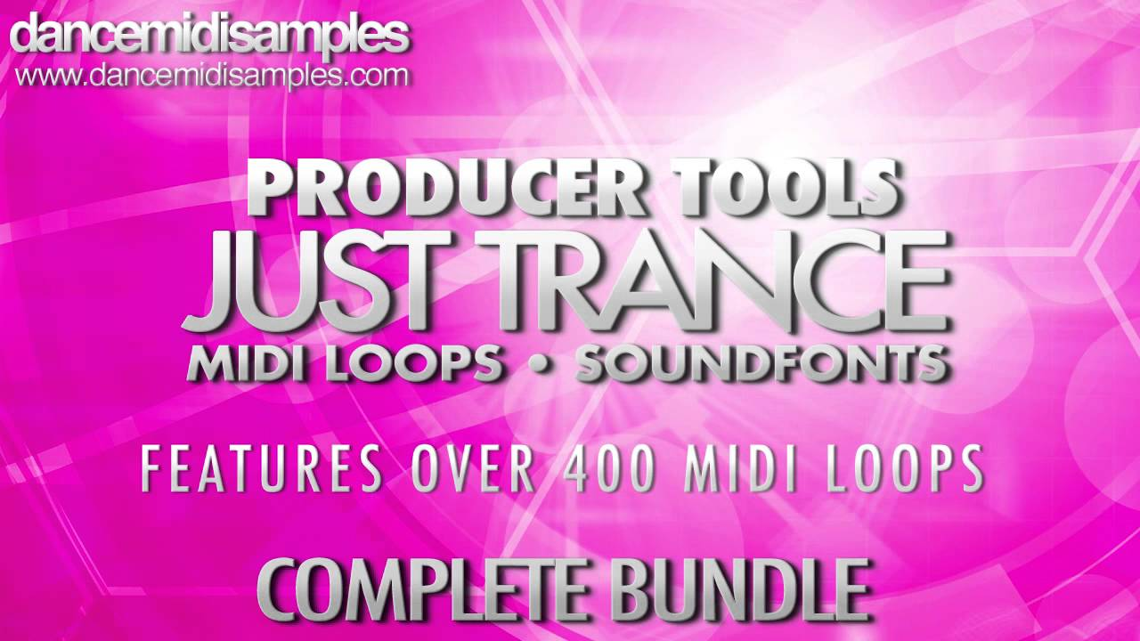 DMS Producer Tools - Just Trance Ultimate Bundle