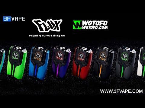 Wotofo Flux 200W