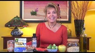 8 Cholesterol-Lowering Foods!