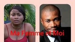 Theatre congolais Ma FEMME et MOI Ep1 !  Avec Dacosta, Cardozo et Roméo