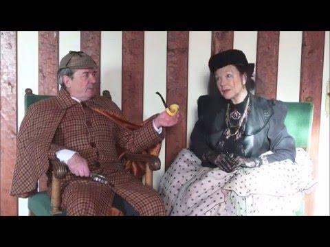 Les anecdotes de la Société Sherlock Holmes de France