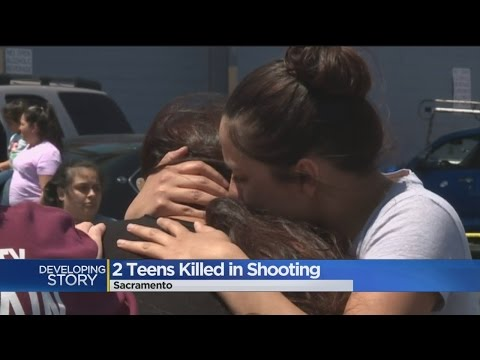 Violent Deaths Leave South Sacramento In Shock