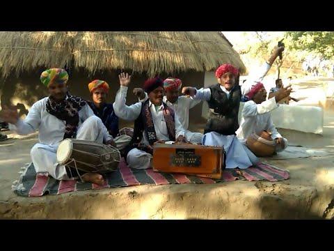 Rajasthani song - Nimbooda for shilpgram (Mela) Udaipur India