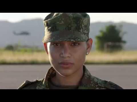 Soldados 1.0 - El Ejército le da la bienvenida a los 20 valientes