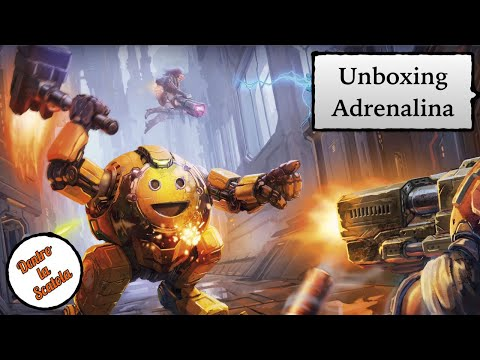 Dentro la Scatola (unboxing 049) - Adrenalina