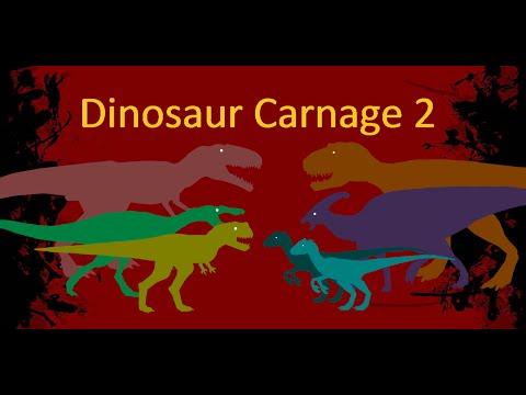 Dinosaur Carnage2!!