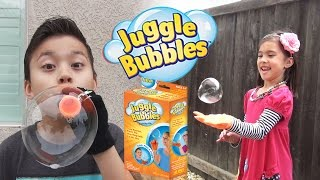 JUGGLE BUBBLES - Let