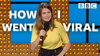 How Ellie Taylor became an internet sensation overnight | Live At The Apollo - BBC