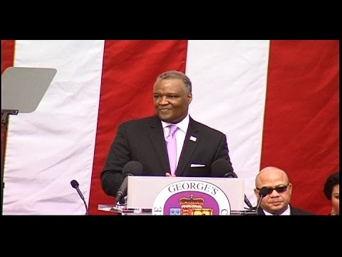 The 12th Inauguration of the Prince George's County Executive and the Prince George's County Council