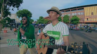 Gambar cover SONG FOR PRIDE (PERSEBAYA)  - COVER REZFIAN FEAT JENDRAL-D