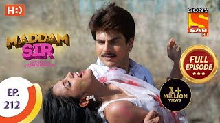 Maddam Sir - Ep 212 - Full Episode - 2nd April, 2021