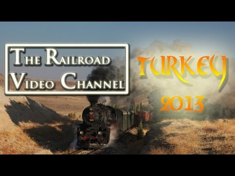 Turkey 2013 - Steam & Diesel, September 20-28