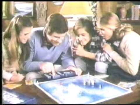 Lost Treasure game classic tv commercial 1982