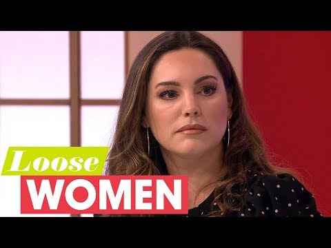 Kelly Brook Opens Up About Her Fears That She'll Never Have a Baby  Loose Women