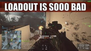 This Loadout Is Sooo Bad | PC | MVP w/ M240B on Paracel Storm | 26-2