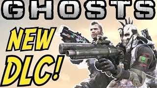 """EXTINCTION, SOAP & GHOST!"" - NEW Call of Duty: Ghost DLC! Character Skins!"
