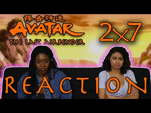 Avatar: The Last Airbender 2x7 REACTION!!