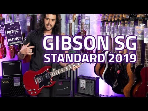2019 Gibson SG Standard, Heritage Cherry Review - Last Chance To Get One!