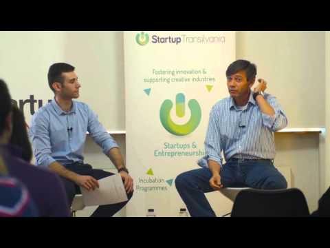 Biz Talk w/ Cornelius BRODY [Founder & Chairman iQuest]