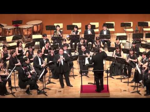 W.A.Mozart : Concerto in C major for Oboe and Orchestra