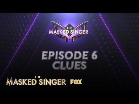 Week Six Clues   Season 1 Ep. 6   THE MASKED SINGER