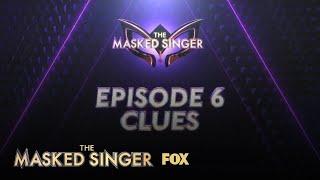 Week Six Clues | Season 1 Ep. 6 | THE MASKED SINGER