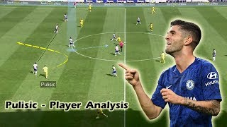 Christian Pulisic - Player Analysis - First 4 Chelsea Games