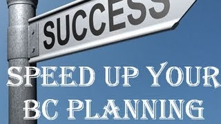 Business Continuity Planning - Almost Instant Bcp - Free Report